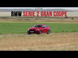 Essai BMW 220d Gran Coupé M Sport 2020
