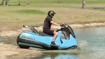 From Motorcycle To Jet Ski