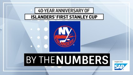 SAP by the Numbers: Islanders' First Cup