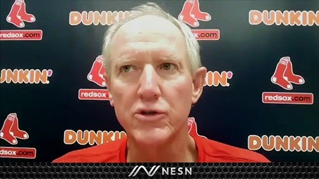 Red Sox Manager Ron Roenicke Reacts To Latest MLB COVID-19 News