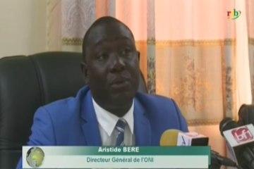 RTB/Présentation du rapport à mi-parcours de l'office national d'identification