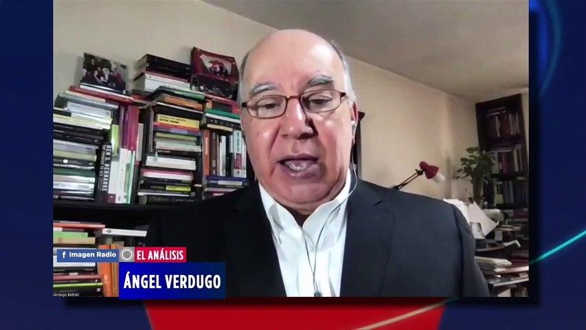 Enfrentamiento por extracción de agua en la presa Las Vírgenes, en opinión de Ángel Verdugo