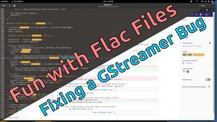 Fun with Flac Files (Fixing a GStreamer Bug)