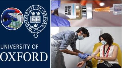 COVID-19 : Oxford Vaccine తో Coronavirus కు చెక్.. ఫస్ట్ ఫేజ్ ప్రయోగం సక్సెస్! || Oneindida Telugu