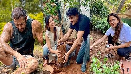 Salman Khan से लेकर कई Bollywood Celebs Lockdown में बने किसान MUST WATCH | Boldsky