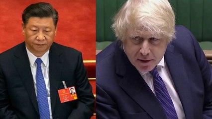 Chinaவின் வேண்டுகோள்... England என்ன செய்ய போகிறது ?