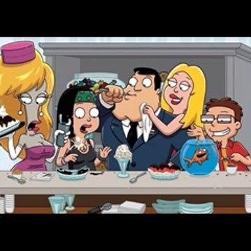 """((S17E18)) American Dad! Season 17 Episode 18 