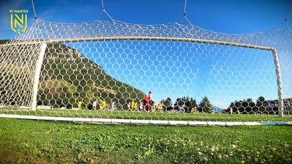 FC Nantes - Nyon : les buts vus de derrière