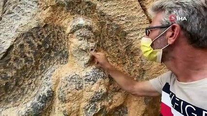 Bursa'da 2 bin yıllık tarihe çirkin saldırı