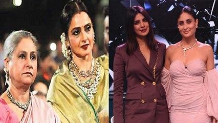 वो Bollywood Actresses जो एक दुसरे को फूटी आँख भी नहीं देखना चाहती | Bollywood Enemies | Boldsky