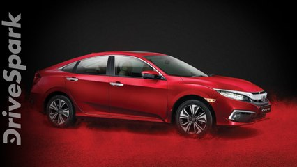 Honda Civic BS6 Diesel Launched In India