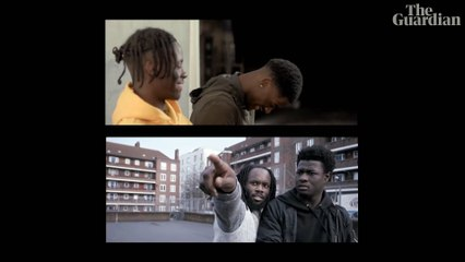 The Circle: masculinity, racism and brotherhood on a Hackney estate – video