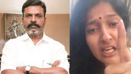 Murugan Issue | Gayathri Raghuram VS Thirumavalavan |Oneindia Tamil