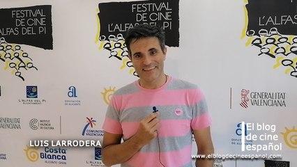 Entrevista a Luis Larrodera, director del Festival de Cine de Alfaz del Pi