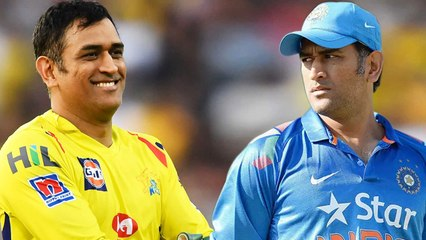 Dhoni may not come back to Indian team anymore, only CSK