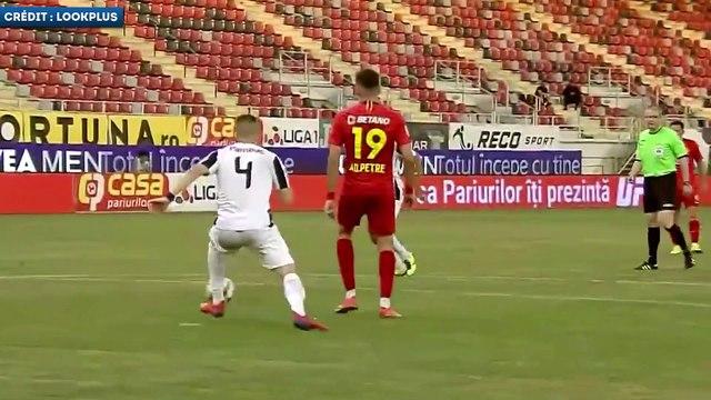 Dennis Man, la nouvelle sensation roumaine du Steaua Bucarest