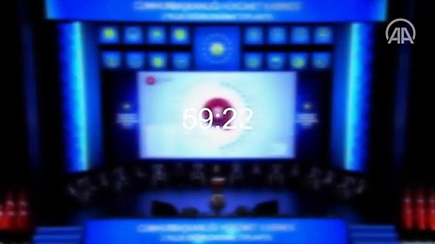 60 saniyede bugün (21 Temmuz 2020)