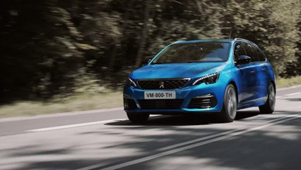 New Peugeot 308 Range Video - A reference remains a reference