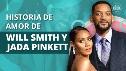 La no tan estable historia de amor entre Will Smith y Jada Pinkett | The not so stable love story between Will Smith and Jada Pinkett