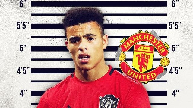 Le FBI enquête sur Mason Greenwood, la nouvelle pépite de Manchester United | Oh My Goal