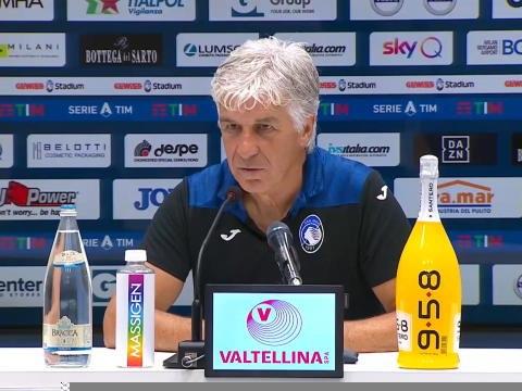 """Atalanta - Gasperini : """"Nous utilisons la Serie A pour nous entraîner"""""""