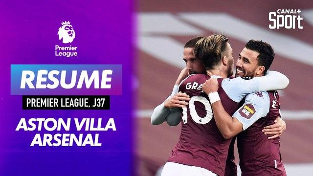 Le résumé d'Aston Villa - Arsenal en VO
