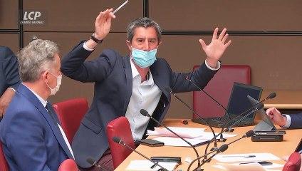 """François Ruffin reproche à  Henri Poupart-Lafarge d'être """"résigné"""""""