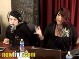 The Buzz W/ Somaya Reece 02-11-2008 on NowLive.com