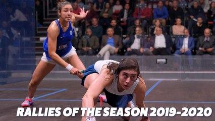 Top 10 Rallies of the Season 2019/20