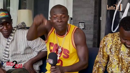 Face-to-Face bou tangue dieurr Malick Ndiaye 37 fous vs Bou Siteu...