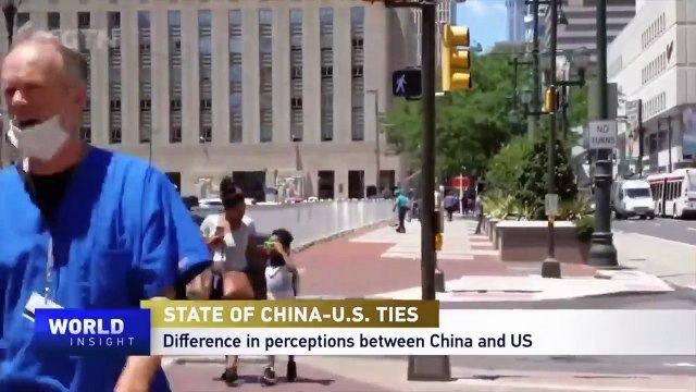 The sorry state of China-U.S. ties- Talking to Richard Haass
