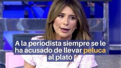 """""""Se ha quitado la peluca"""" Géma López en la playa con un look sorprendente"""