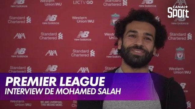 Interview exclusive de Mohamed Salah