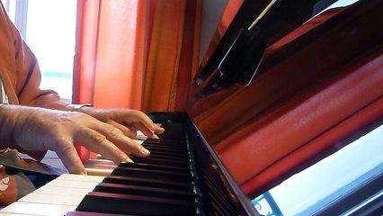 dissonances , improvisation piano vladimir mitz