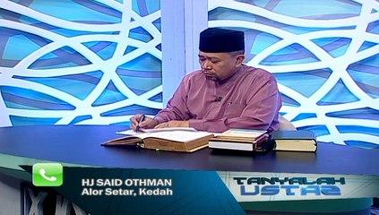 Tanyalah Ustaz (2014)   Episod 292
