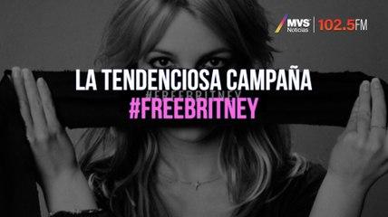 La tendenciosa campaña #FreeBritney