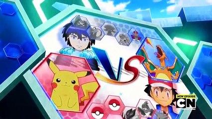 Pokemon The Series XYZ episode 38