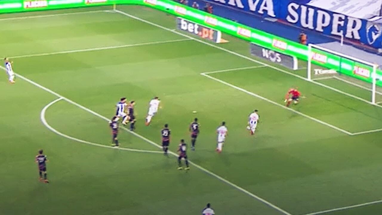 Le FC Porto a certainement marqué le plus beau but de la saison - UN VÉRITABLE BIJOU | Oh My Goal