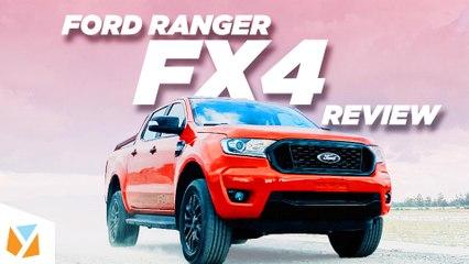 2020 Ford Ranger FX4 Review