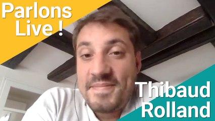 Parlons Live  #3 avec Thibaud Rolland, directeur du festival Nancy Jazz Pulsations