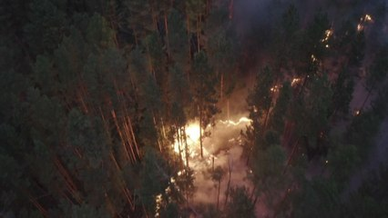 Months of fires in Siberia, Russia have scorched area larger than Greece