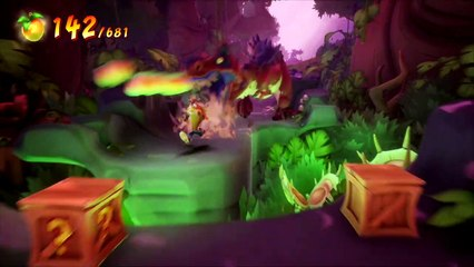 Gameplay Crash Bandicoot 4: It's About Time