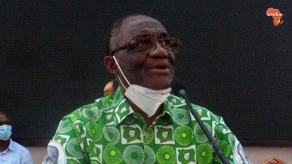 """""""Henri Konan Bédié est notre candidat et il va gagner les élections"""" Guikahué"""