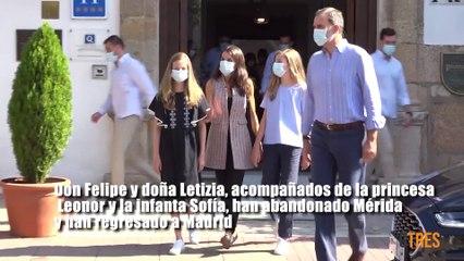 Leonor y Sofía dejan atrás a la reina Letizia (y no solo en estilo)