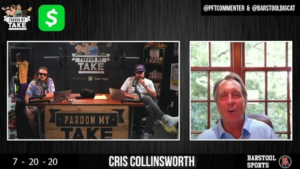 PMT: Cris Collinsworth, Sports Are Back (This Week) And Zuckerberg's Ass Implants