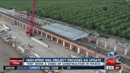High Speed Rail Update