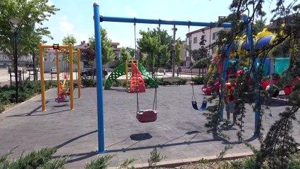 İnegöl'de parklar kameralarla donatılıyor