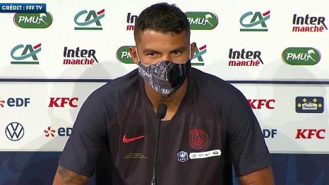 Thiago Silva en dit plus sur son avenir