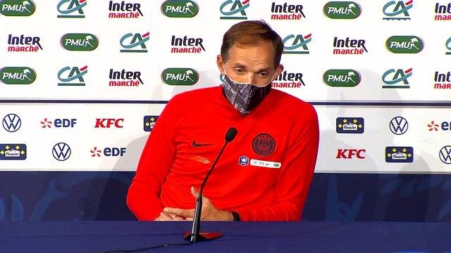 """Tuchel ambigu sur Thiago Silva : """"C'est mon capitaine, on parlera après Lisbonne..."""""""