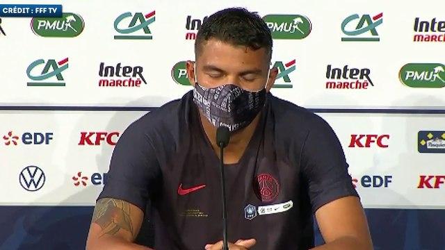 La déclaration d'amour de Thiago Silva à Choupo Moting